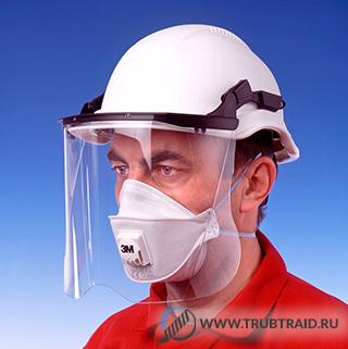 Защита лица при работе