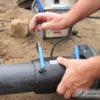 Сварка труб пвх своими руками – пути и методы соединения