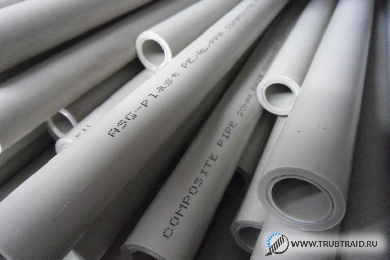 Пластмассовые газовые проводки