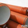 Гибкие канализационные трубы пвх для наружной канализации – характеристики, соединение и ввод в здание
