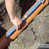 Монтаж канализации из пвх труб, установка в частном доме