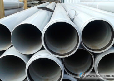 Трубы пвх напорные малый и средний диаметр – ГОСТ, ТУ под клеевое соединение