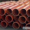 Трубы напорные ПВХ для внутренней и наружной канализации