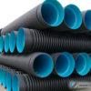 Производство двухслойной гофрированной ПВХ трубы, обзор оборудования, завода и линии