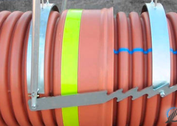 Соединения и стыковка канализационных труб ПВХ