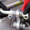 Технология пайки пластиковых труб своими руками большого и малого диаметров