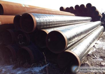 Труба стальная 219 мм бесшовная, электросварная прямошовная – характеристики и сфера применения, ГОСТ