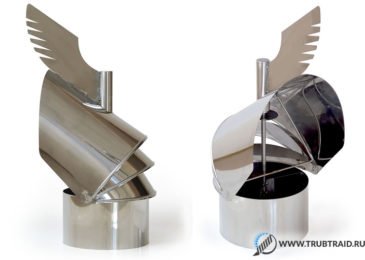 Монтаж дефлекторов (колпака) на дымоход своими руками, установка дефлектора вентиляции