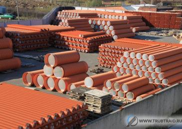 Труба дренажная керамическая и канализационная – монтаж и установка, ГОСТы