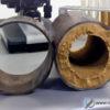 Очистка труб от накипи в домашних условиях при помощи соляной и лимонной кислоты, механический способ