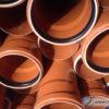 Раструбные трубы ПВХ – виды и сортамент, характеристики и сфера применения
