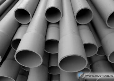 8 подвидов ПВХ труб – сортамент и их применение
