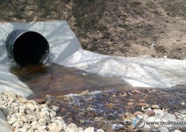 Капитальный ремонт водопропускных труб