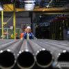 В России начался выпуск 33-метровых бесшовных труб из уникального сорта стали