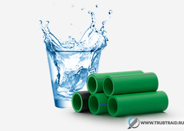 Полипропиленовые трубы для воды – питьевое водоснабжение