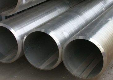 Трубы холодно и теплодеформированные из коррозионностойкой стали
