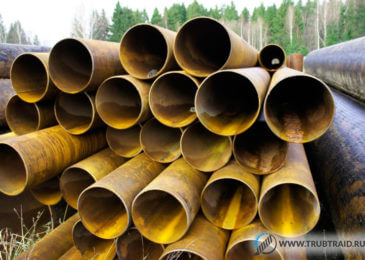 Труба стальная БУ – 7 основ при выборе
