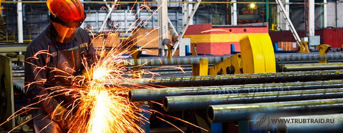 Как делают изделия из стали