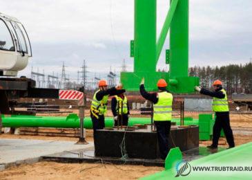 Нижегородская область стала площадкой для строительства цеха производства бесшовных труб от ОМК
