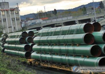 Отклонена заявка американского стратегического газопровода на получение льгот по импорту труб