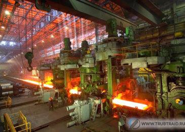 Череповецкий металлургический комбинат модернизировал производство