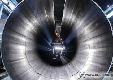 Выксунский металлургический завод разработал биметаллическую трубу для нефтегазовой отрасли