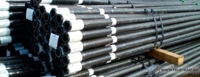 Хранение насосно-компрессорных изделий из стали