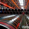 Группа ЧТПЗ начала процесс по доставке трубных изделий для Baltic connector