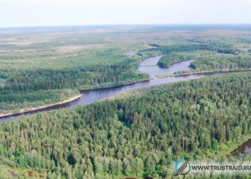 В Югре предоставлены участки земли под застройку крупного трубного завода компаний Tenaris и Северсталь