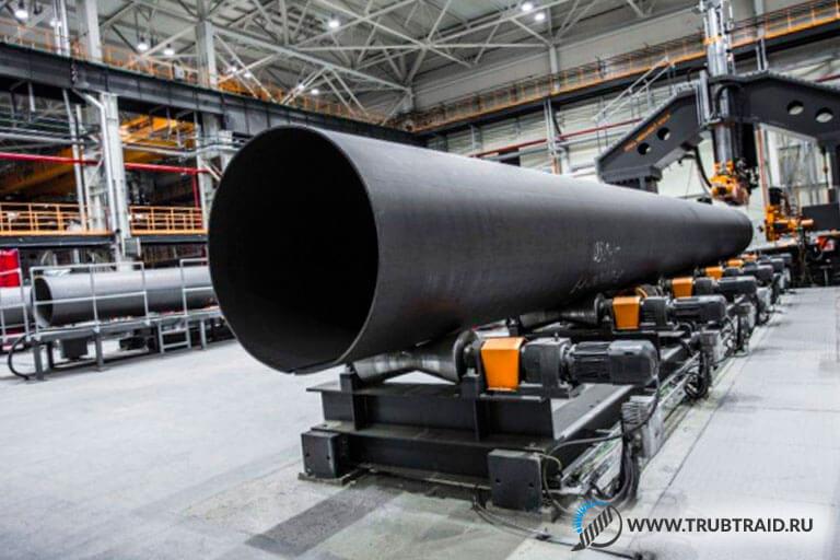 Загорский завод труб