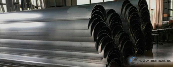 ФЭЗ начал изготовление желобов и труб методом прессования алюминия