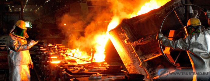 Металлургическая отрасль России