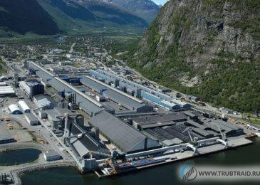 Norsk Hydro закрывает алюминиевый завод
