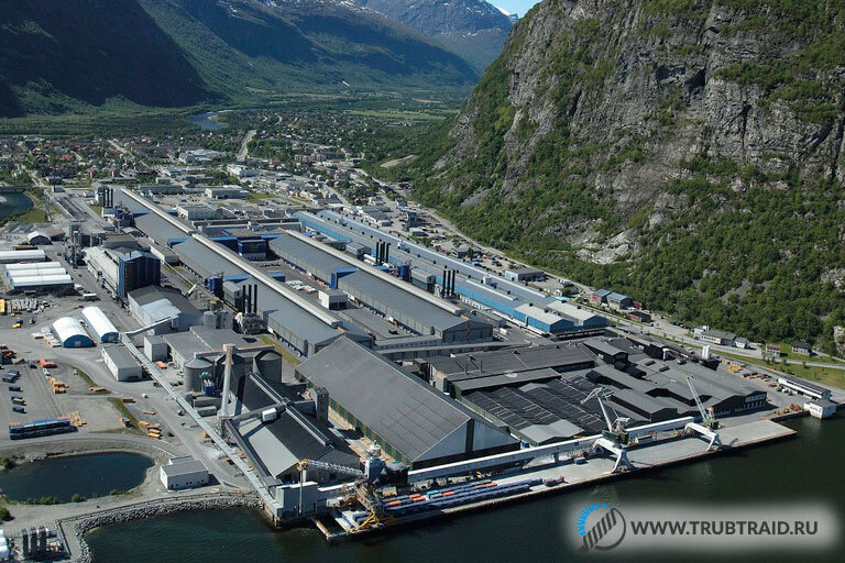 Norsk Hydro — норвежская нефтегазовая и металлургическая компания