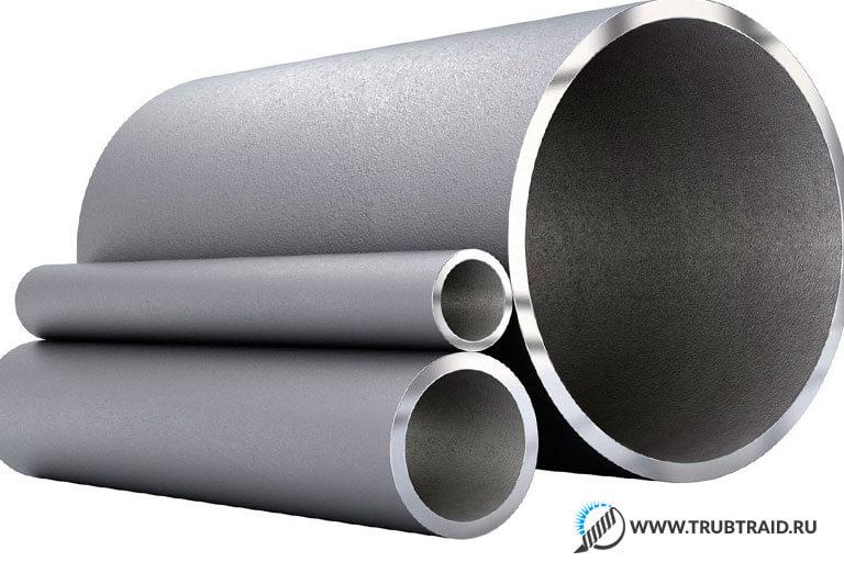Диаметры стальных труб