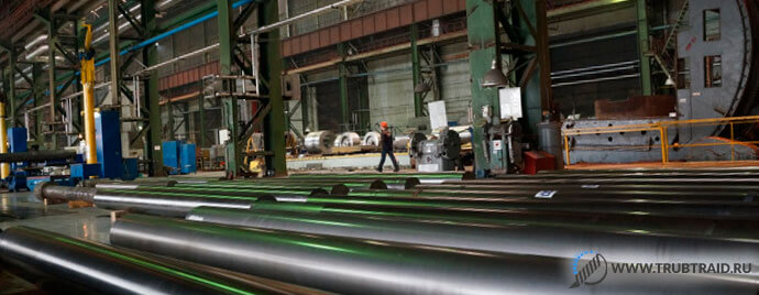 Завод Спецсталь активно сотрудничает с ТМК