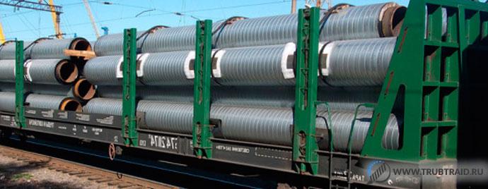 Трубы для Газпрома распределены между пятью компаниями, которые участвовали в тендере