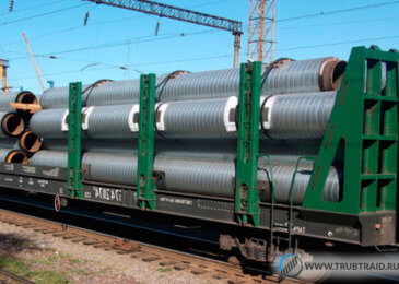 Пять компаний поставят трубы  Газпрому