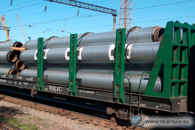 Трубы от Газпрома для компаний