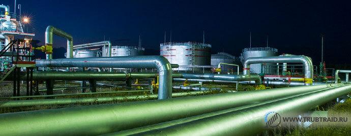 Трубопроводы Роснефти подвергнутся капитальному ремонту