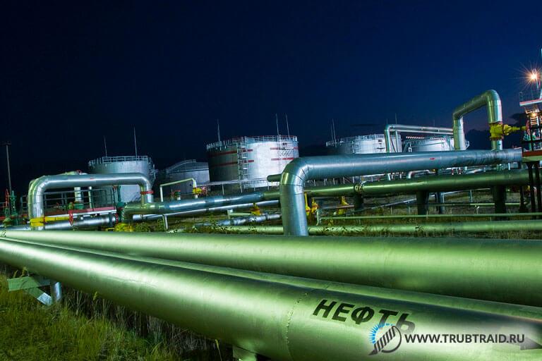 """Трубопроводы """"Роснефти"""" будут реконструированы"""
