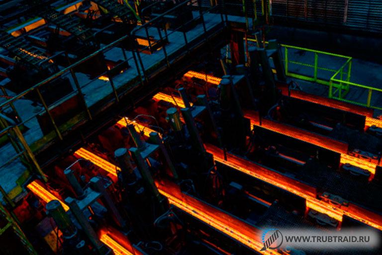 Металлургическая Группа ЧТПЗ наращивает выпуск трубных заготовок