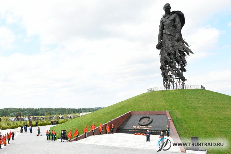 Памятник Советскому солдату во Ржеве