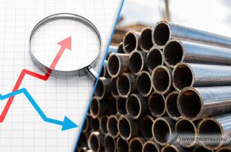Сравнение цен на трубы в Москве