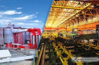 ТМК проводит обновление оборудования для термообработки труб